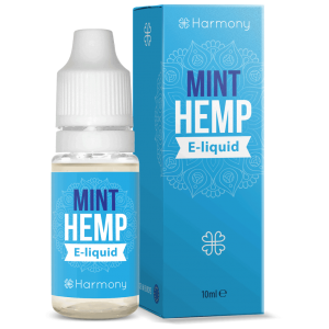 Product image of Harmony E-liquid 100mg CBD - Mint (10ml)