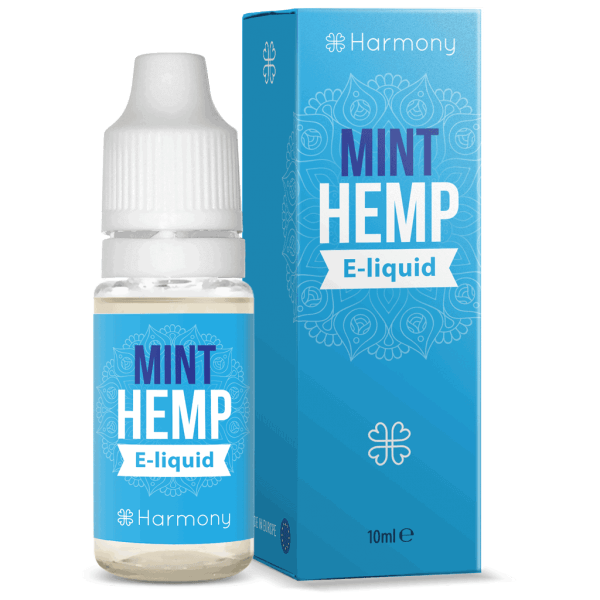 Product image of Harmony E-liquid 600mg CBD - Mint (10ml)
