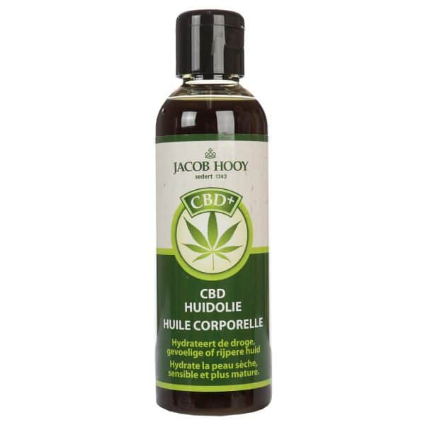 Product image of Jacob Hooy CBD Skin Oil