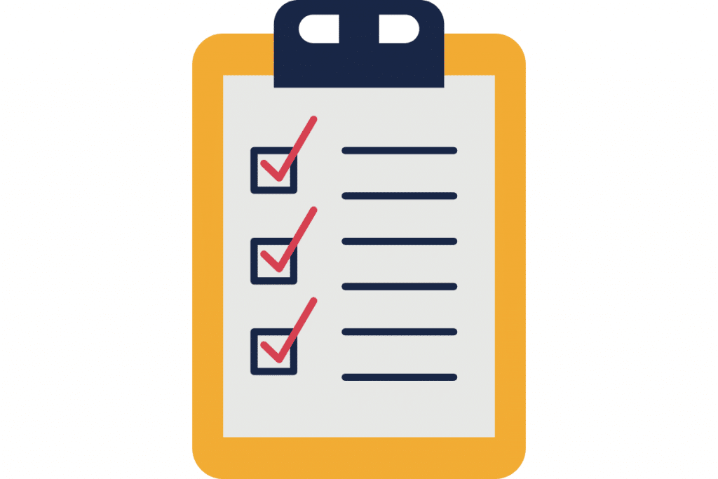 Checklist for heling with your CBD purchase