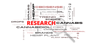Research CBD related products